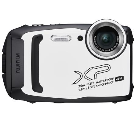 Fujifilm FinePix XP140 Digital Camera White