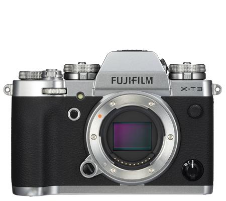 Fujifilm X-T3 Silver Body