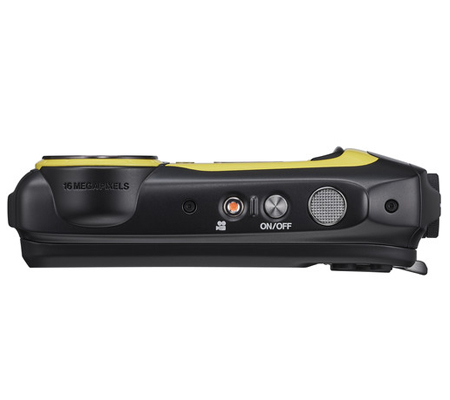 Fujifilm FinePix XP140 Digital Camera Yellow