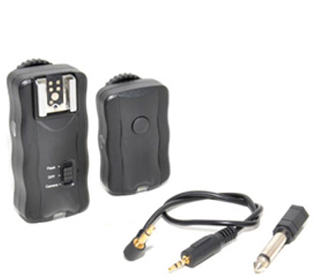 Flashlight Trigger Set JF-U1 (Incl. 1 Transmitter + 1 Receiver)