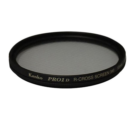 ::: USED ::: Kenko Pro-1D R-CrossScreen (W) 52mm (Mint)