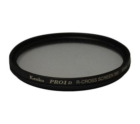 ::: USED ::: Kenko Pro-1D R-CrossScreen (W) 52mm (Mint)