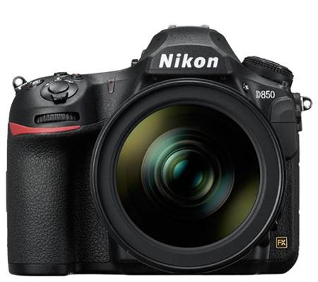 Nikon D850 kit AF-S 24-120mm f/4G ED VR