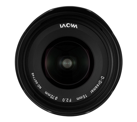 Laowa For Nikon Z 15mm f/2 FE Zero-D Venus Optics