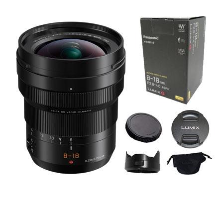 ::: USED ::: Panasonic Leica DG Vario-Elmarit 8-18mm F/2.8-4.0 ASPH (Excellent-919)