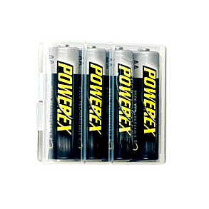 MAHA Powerex Rechargeable AA 2700 mAh