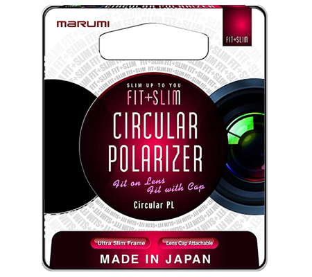 Marumi Fit + Slim CPL 82mm