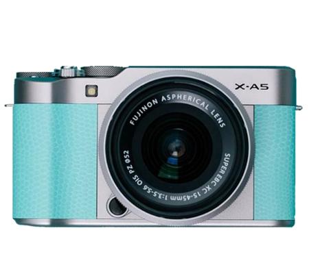 Jual Fujifilm Xa5 Kit Xc 15 45mm F 3 5 5 6 Ois Pz Mint Green Dengan