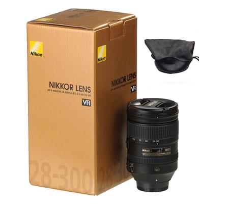 :::USED:::Nikon AF-S 28-300mm f/3.5-5.6G VR ED (EX-MINT#772)