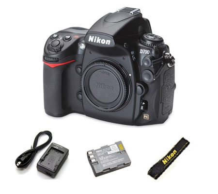 ::: USED ::: Nikon D700 Body (Excellent-166)