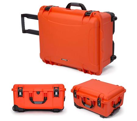 Nanuk 950 Waterproof Hard Case with Foam for DJI Phantom 4/4 Pro/4 Pro+ Orange
