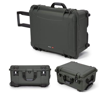 Nanuk 950 Waterproof Hard Case with Foam for DJI Phantom 4/4 Pro/4 Pro+ Olive