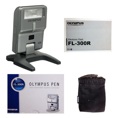 ::: USED ::: Olympus FL-300R (Excellent To Mint-517)
