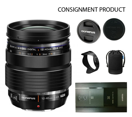 :::USED:::Olympus M.Zuiko Digital ED 12-40mm f/2.8 PRO (EX-MINT) Kode 964 CONSIGNMENT
