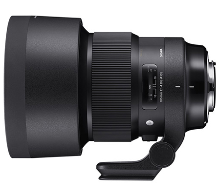 Sigma for Nikon 105mm f/1.4 DG HSM Art (A)