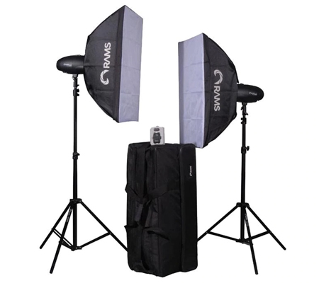 RAMS P60 Kit Studio Lighting