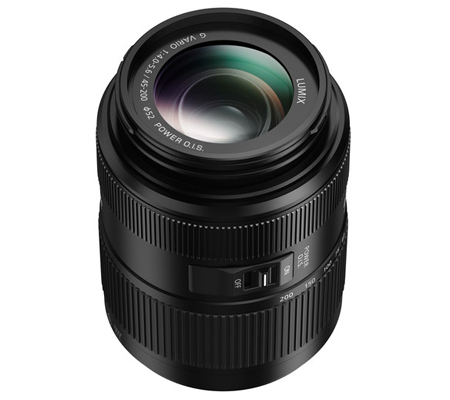 Panasonic Lumix G Vario 45-200mm f/4-5.6 II POWER O.I.S
