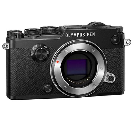 Olympus PEN-F Kit M.Zuiko Digital 17mm f/1.8 Black