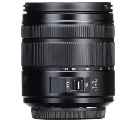 Panasonic Lumix G Vario 14-140mm f/3.5-5.6 II ASPH. POWER O.I.S. (H-FSA14140GC)
