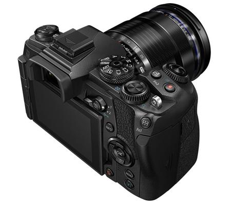 Olympus OM-D E-M1 Mark II kit 12-40mm f/2.8 Pro Black