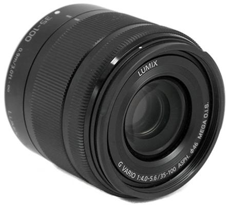 Panasonic Lumix G Vario 35-100mm f/4-5.6 ASPH. MEGA O.I.S.