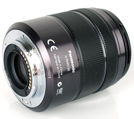 Panasonic Lumix G Vario 45-150mm f/4-5.6 ASPH Mega O.I.S