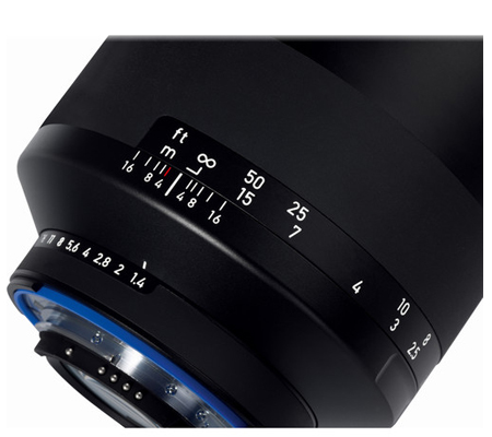 Zeiss for Nikon Milvus 35mm f/2 ZF.2