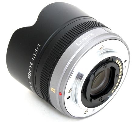 Panasonic Lumix G Fisheye 8mm f/3.5