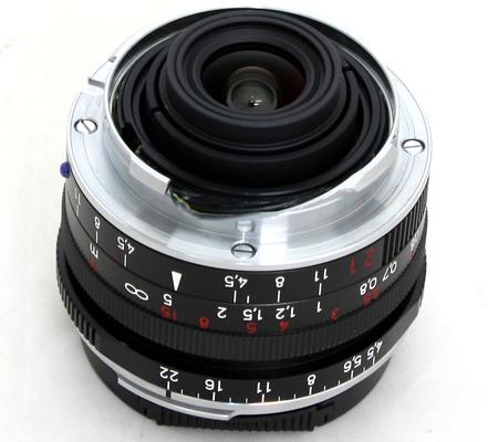 Zeiss for Leica M C Biogon T* 21mm f/4.5 ZM Black