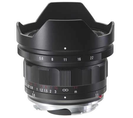 Voigtlander for Leica M 12mm f/5.6 Heliar Ultra Wide-Angle III