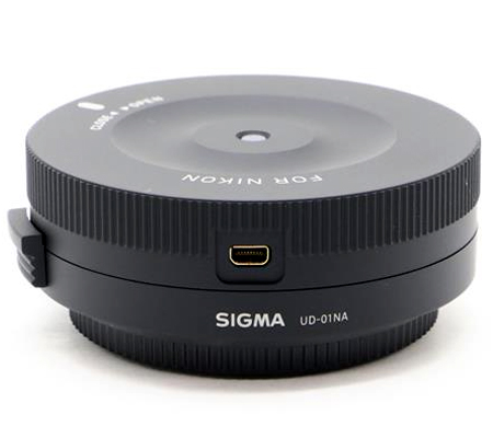 Sigma for Nikon USB Dock.