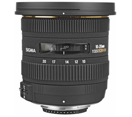 Sigma for Nikon 10-20mm f/3.5 EX DC HSM.