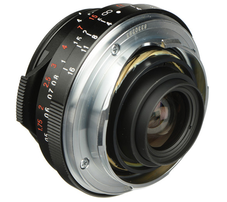 Voigtlander for Leica M 21mm f/4.0 Color Skopar