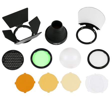 Godox AK R1 Accessory Kit for H200R Round Flash Head