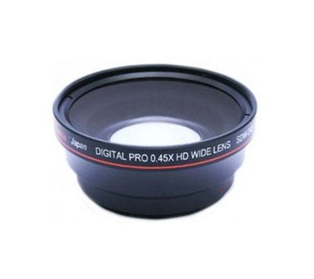 ::: USED ::: Protama Digital Pro 0.45x HD Wide Lens SDW-045 58mm (Excellent)