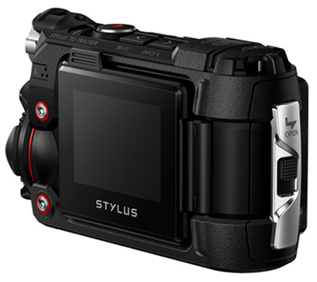 Olympus Stylus Tough TG-Tracker Black