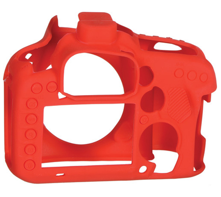 Easy Cover for Canon EOS 7D II Red