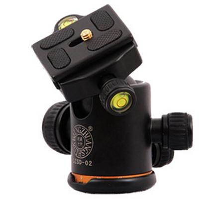 Beike QZSD Q666 Portable Professional Tripod Monopod