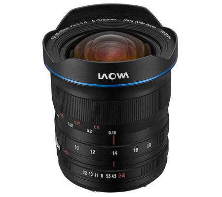 Laowa for Sony E Mount 10-18mm f/4.5-5.6 FE Zoom Venus Optics