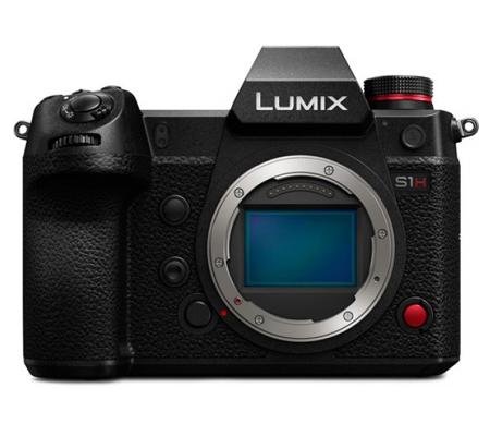 Panasonic Lumix DC-S1H Body Only