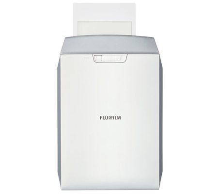 Fujifilm Instax SHARE Smartphone Printer SP-2 Silver