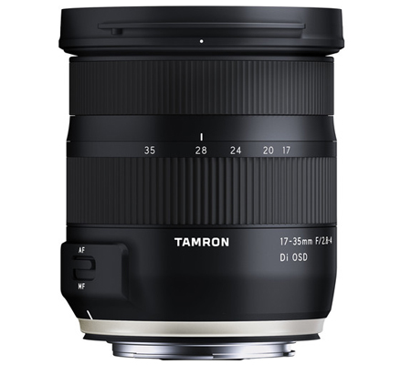 Tamron For Canon EF 17-35mm f/2.8-4 DI OSD