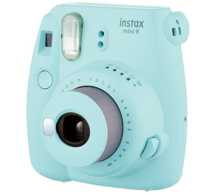 Fujifilm Ginza Package Instax Mini 9 (Ice Blue)