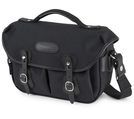 Billingham Hadley Small PRO Black 100% Handmade in England