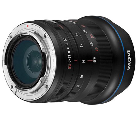 Laowa for Sony E Mount 10-18mm f/4.5-5.6 FE Zoom Venus Optics