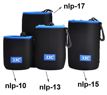 Neoprene Lens Pouch NLP-15