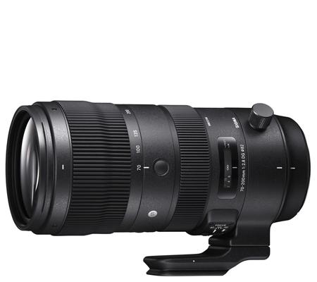 Sigma for Nikon F 70-200mm f/2.8 DG OS HSM Sports Lens