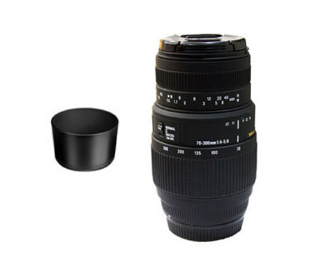 ::: USED ::: Sigma for Nikon 70-300mm F/4-5.6 DG Macro (Excellent To Mint-862)