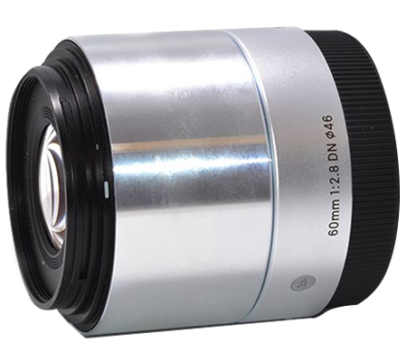 Sigma for Sony E Mount 60mm f/2.8 DN Art (A) Silver