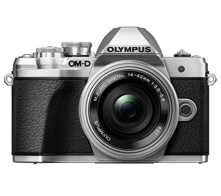 Olympus OM-D E-M10 Mark III kit 14-42mm EZ Silver